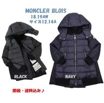 MONCLER(モンクレール) キッズアウター 関税込AW新作★BLOIS☆大人もOK!!異素材MIXがCOOL☆12A14A♪
