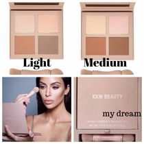 限定★KKW BEAUTY★POWDER CONTOUR & HIGHLIGHT KIT(2色)