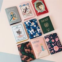 【URBANEY】 PASSPORT CASE  8type