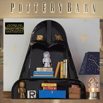 "Pottery Barn-Kids ♪ Star Wars  ""ダースベーダー""  Shelf"