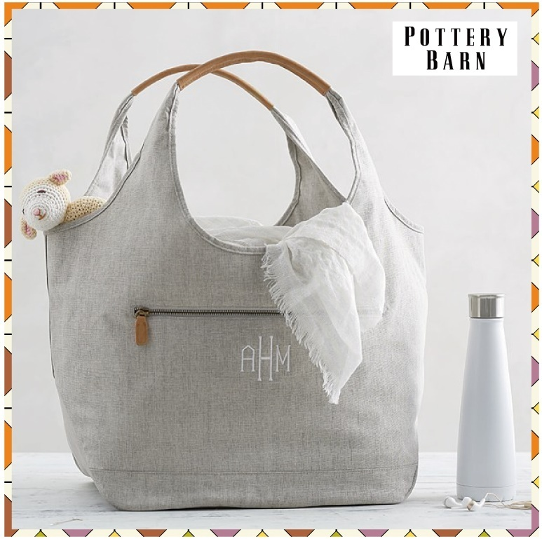 送料関税込*Pottery Barn*Florence Diaper Bag/おむつトート