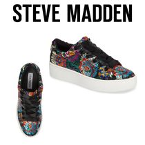 〓日本未入荷NYC発〓 STEVE MADDEN【Brody Embroidered Flower】