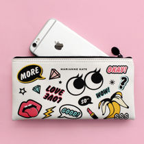 Marianne kate(マリアンケイト) ペンケース ◆Marianne kate◆ style eye pencil pouch 4色