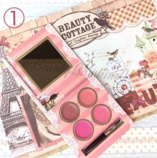 Beauty Cottage リップグロス・口紅 Beauty Cottage リップパレット(2)