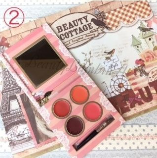 Beauty Cottage リップグロス・口紅 Beauty Cottage リップパレット(3)