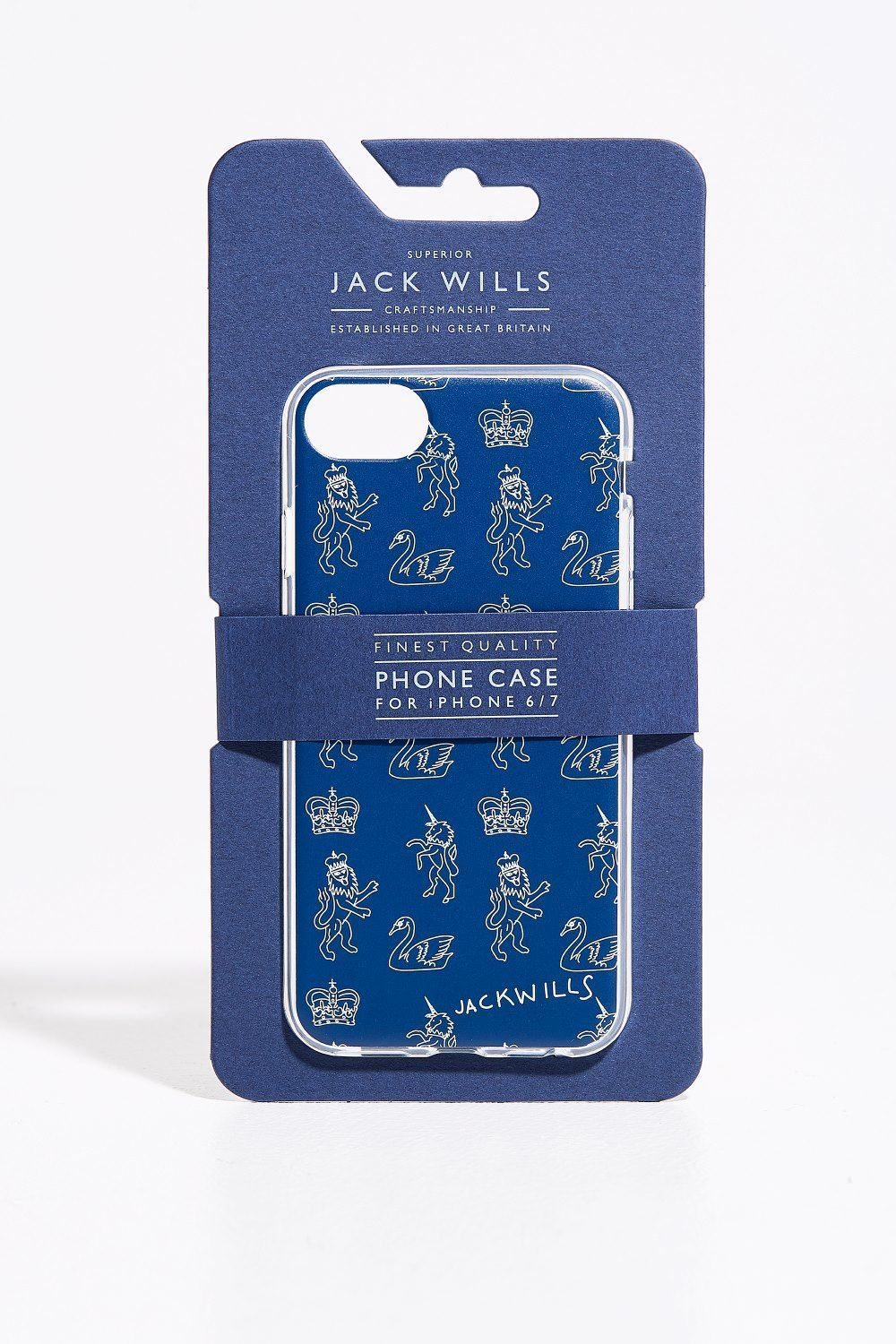 【Jack Wills】Harriston   iPhone 6 / 7.  NP
