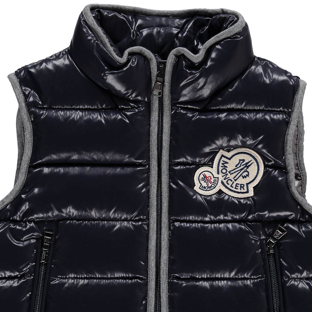 Moncler★2017AW新作★ダウンベスト★BRAMONT★10A
