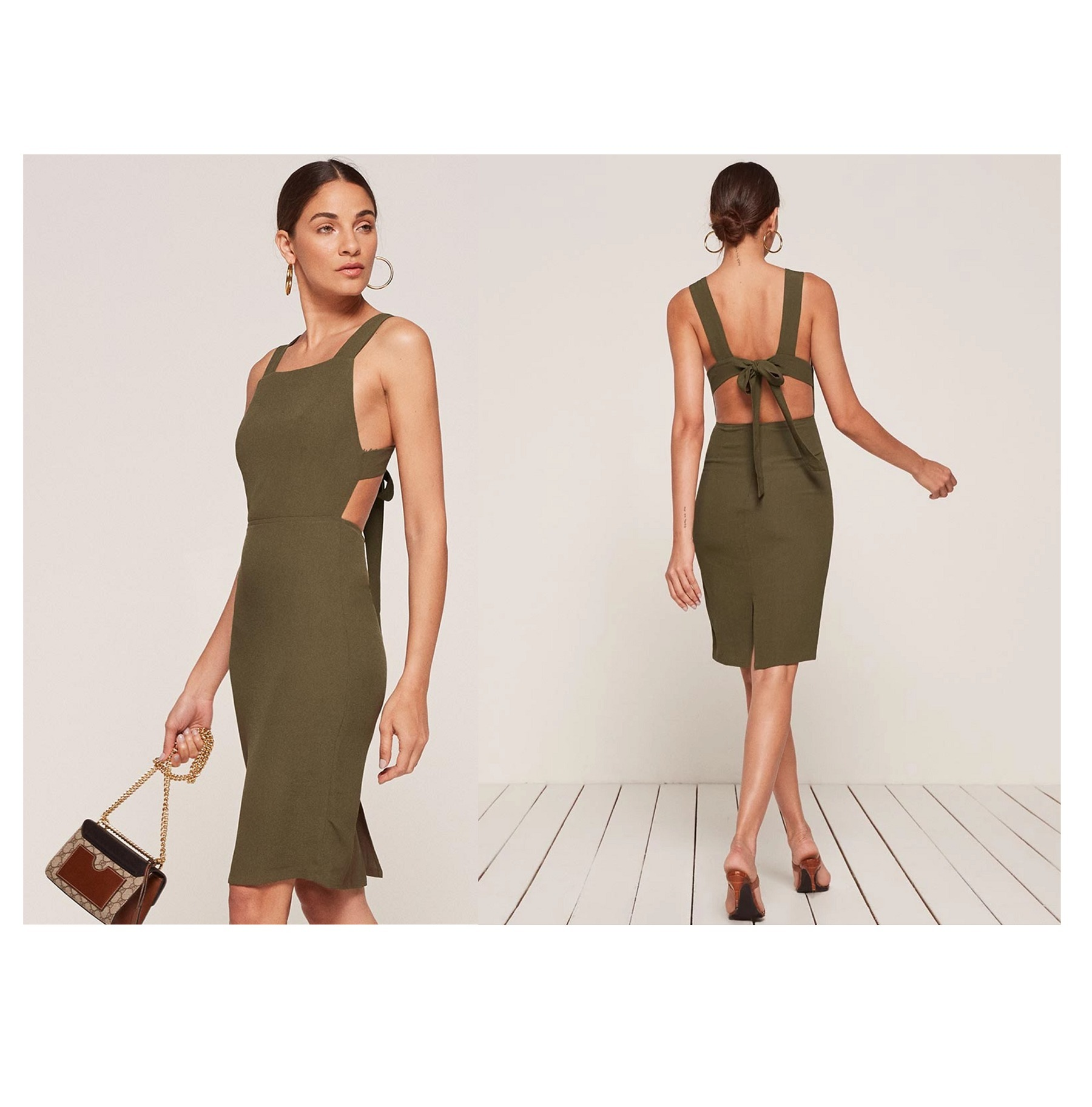 Reformation☆Lucca Dress
