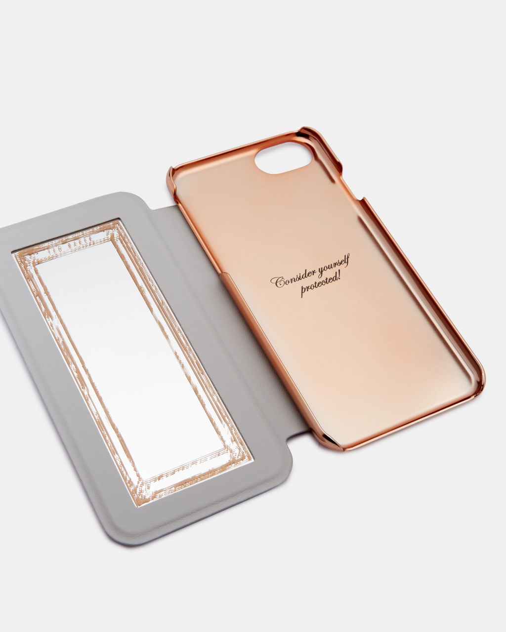 "☆2017/18AW新作☆【TED BAKER】""SHANNON""iPhone6/6s/7ケース"