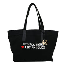 【即発3-5日着】MICHAEL KORS◆CITY CANVAS TOTE◆LIMITED◆限定