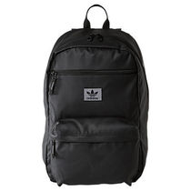 追尾/関税/送料込 adidas ORIGINAL NATIONAL  BACKPACK レザー