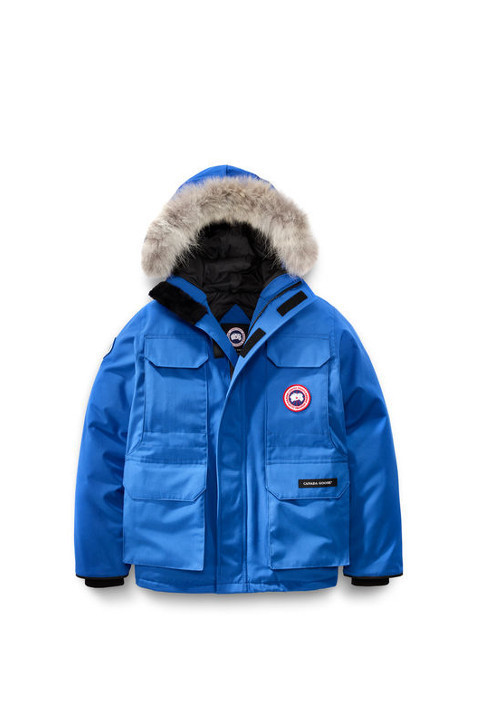 2017AW《カナダグース》★PBI Expedition Parka★ダウンfor kids