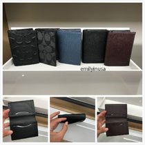 COACH★9月新作★BIFOLD CARD CASE カード・名刺入れ