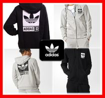 ADIDAS☆MEN'S ORIGINALS☆STREET GRAPHIC FULLZIPトレフォイル