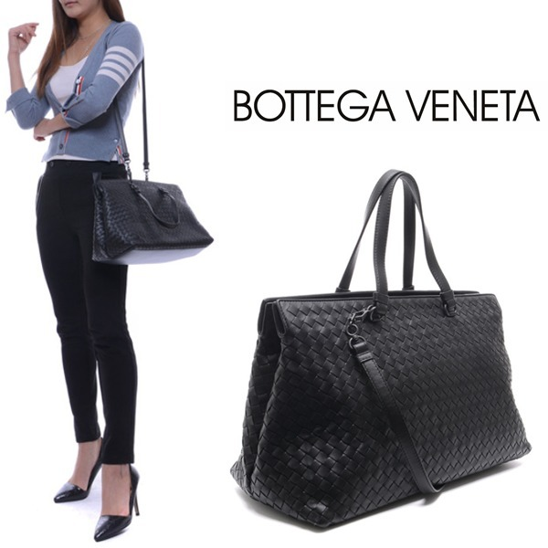 BOTTEGA VENETA_正規品 Leather Shoulder Bag 408675 V0016 8175
