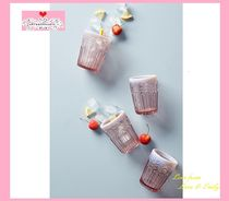 18AW☆最安値*関税送料込【Anthro】Gatsby Juice Glass Set:4