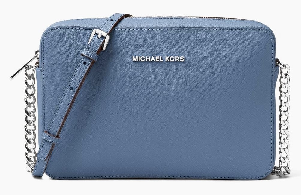 【国内発送*税送込】★MICHAEL KORS★ JET SET LARGE CROSSBODY