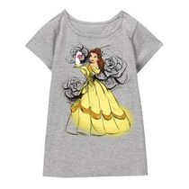 【即発!】*GYMBORee x Disney* 美女と野獣 Belle Rose Tee