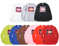 Week1新作!SUPREME17FW★Bloom L/S Tee