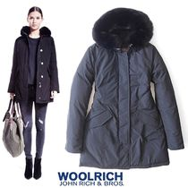 ☆⌒'*sale☆WOOLRICH Luxury Arctic Parka with Fox Fur
