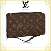2017AW Louis Vuitton ルイヴィトン ジッピーXL モノグラム