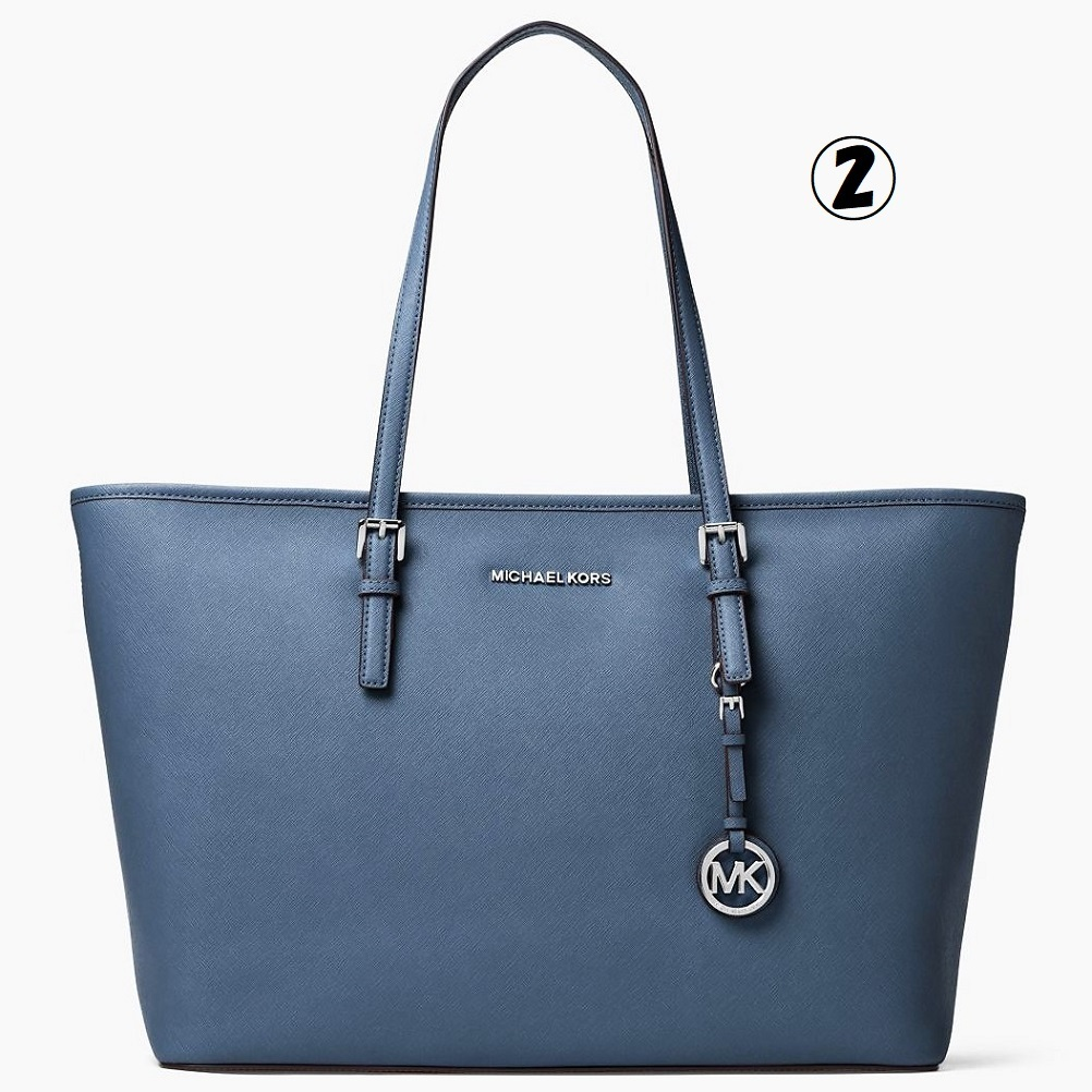 【国内発送*税送込】MICHAEL KORS★JET SET TRAVEL MEDIUM TOTE