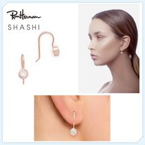 【送料無料】Ron Herman取り扱い*Shashi /Solitaire Earrings