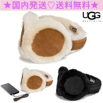 ★UGG★Wiredクラシックシープスキンイヤーマフ★2色★