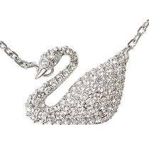SWAROVSKI ネックレス Swan Necklace スワンネックレス 5007735