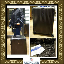 MONCLER(モンクレール) スーツケース 関税込★MONCLERxRIMOWA★機内持ち込みサイズトローリー