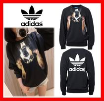 【ADIDAS】 WOMEN'S ORIGINALS☆sweatshirts ☆RITA ORAコラボ