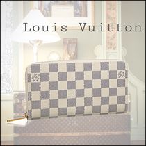 【Louis Vuitton】ジッピー・ウォレット アズール キャンパス