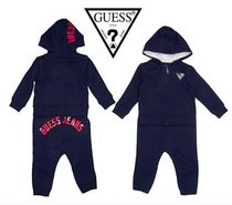 *GUESS*CIRCLE H COACHES JACKET パーカー&パンツセット