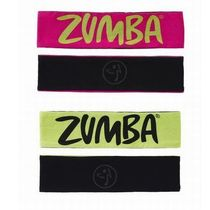 ☆ZUMBA・ズンバ☆Two-Way to Tame It Headbands 2pack