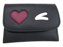 COACH Heart Card Pouch F11720