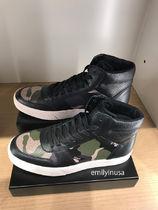 COACH★DEWITT HIGH TOP スニーカー*Dark Green Camo