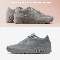 NIKE★AIR MAX 90 ULTRA 2.0 ESSENTIAL★25~29.5cm★COOL GREY