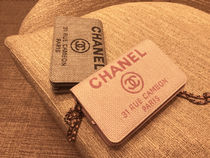 Chanel新作☆Deauville チェーンウォレット 2 Colors☆
