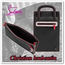 ◆Christian Louboutin◆Trictrac Small クラッチ 4WAY バッグ