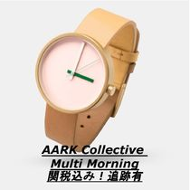AARK Collective(アークコレクティブ) アナログ時計 Aus発!Aark Collective ユニセックス腕時計Multi Morning