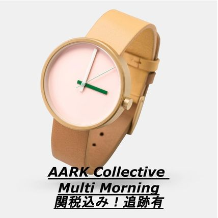 Aus発!Aark Collective ユニセックス腕時計Multi Morning