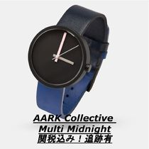 AARK Collective(アークコレクティブ) アナログ時計 Aus発!Aark Collective ユニセックス腕時計Multi Midnight