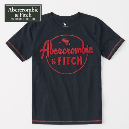 Abercrombie & Fitch アバクロ キッズ Tシャツ graphic tee