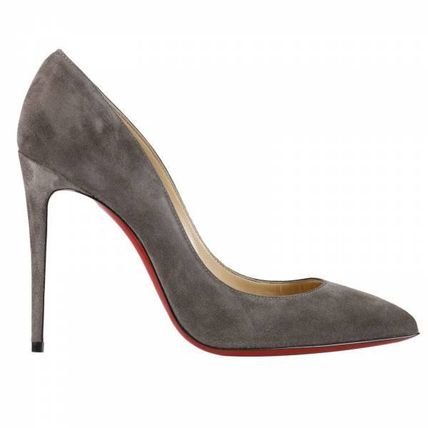 Christian Louboutin Pigalle 100(関税送料込)グレー