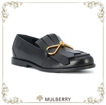 【17AW】大人気★Mulberry★fringed loafers