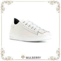 【17AW】大人気★Mulberry★レースアップスニーカー