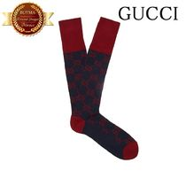 GUCCI グッチ GG cotton-blend socks