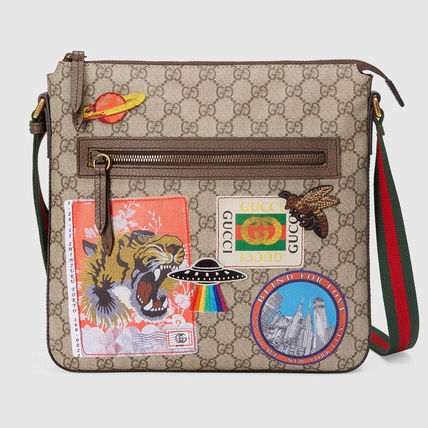 finest selection 80959 7cb21 GUCCI ★17AW限定クーリエ・コレクション/メッセンジャーバッグ
