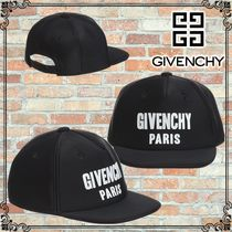GIVENCHY*2017AW*人気のロゴプリントキャップ*大人もOK