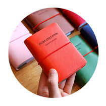◆PLEPIC◆ Extra Card Book (6 colors)